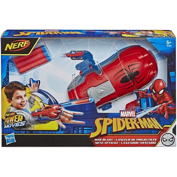 Spider-Man - Web Blast...