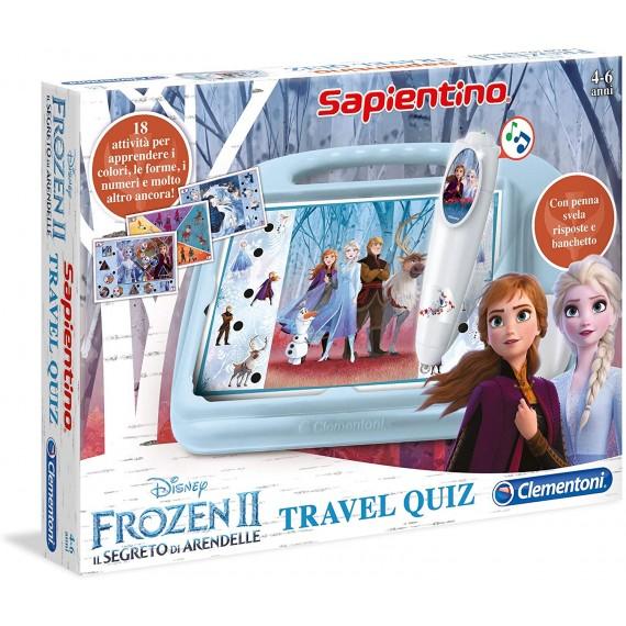 Clementoni- Travel Quiz...