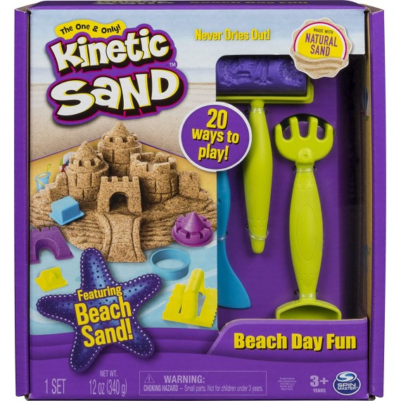 KINETIC SAND SET SPIAGGIA E...