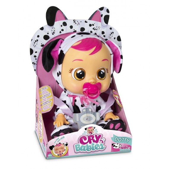 CRY BABIES DOTTY DALMATA 96370