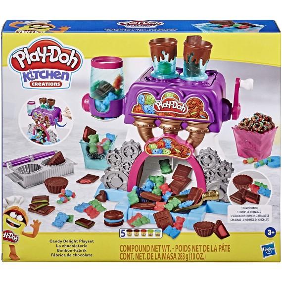 Play-Doh - La Fabbrica dei...