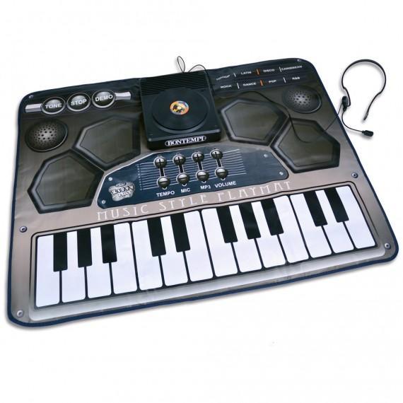 Music Style Playmat 54 2010
