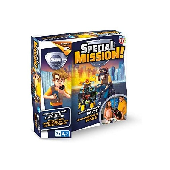 Special Mission 80126 Imc toys