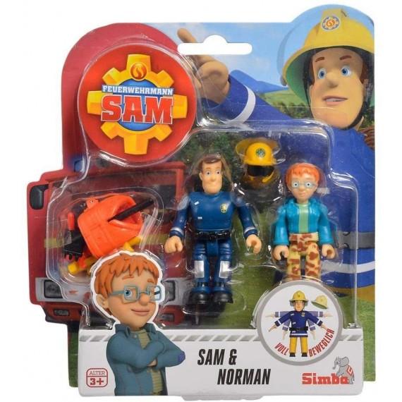 Sam Il Pompiere Set Due...