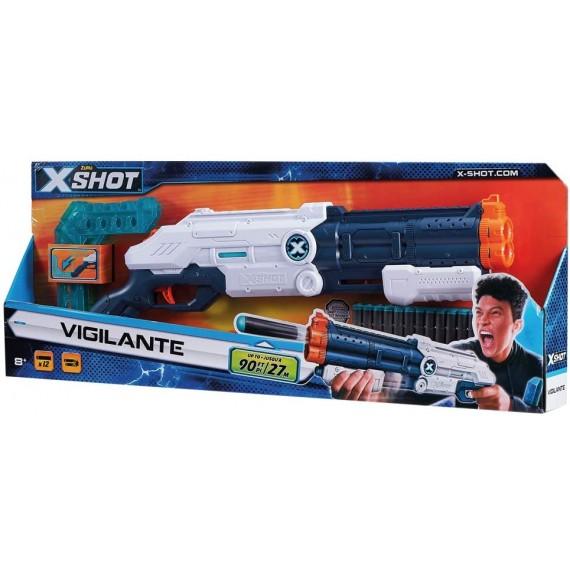 X-Shot Vigilante 12 pistola...