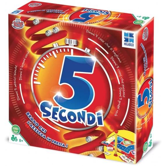 Gioco di società 5 Secondi...