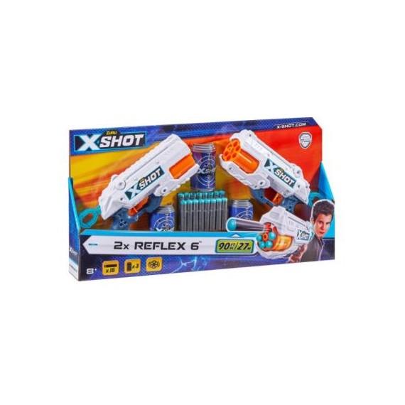X-SHOT COPPIA REFLEX...