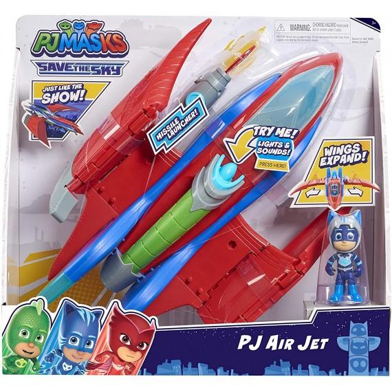 PJ Masks Jet Salvataggio...