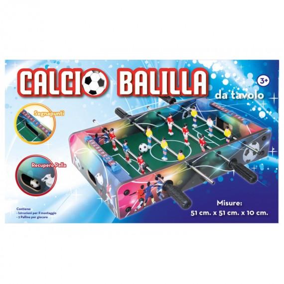 Calcio Balilla da tavolo in...