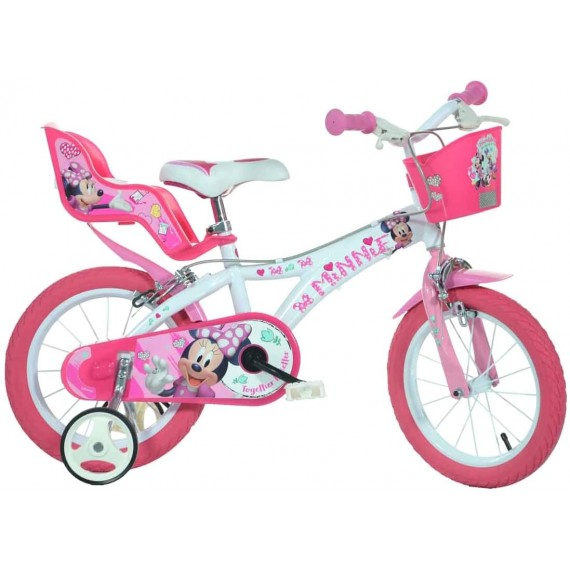Dino Bikes Minnie Mouse...