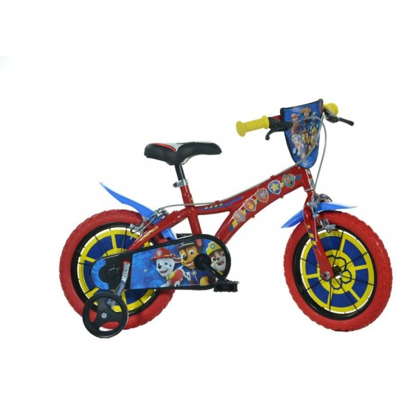 "Dino- Bicicletta 14"" Paw..."