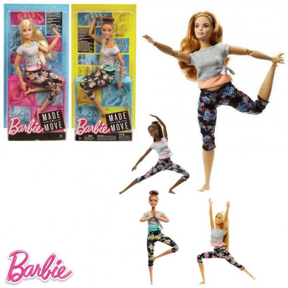 Barbie Bambole snodate...