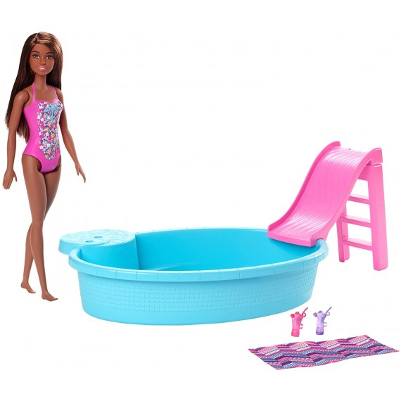 Barbie- Playset, GHL92