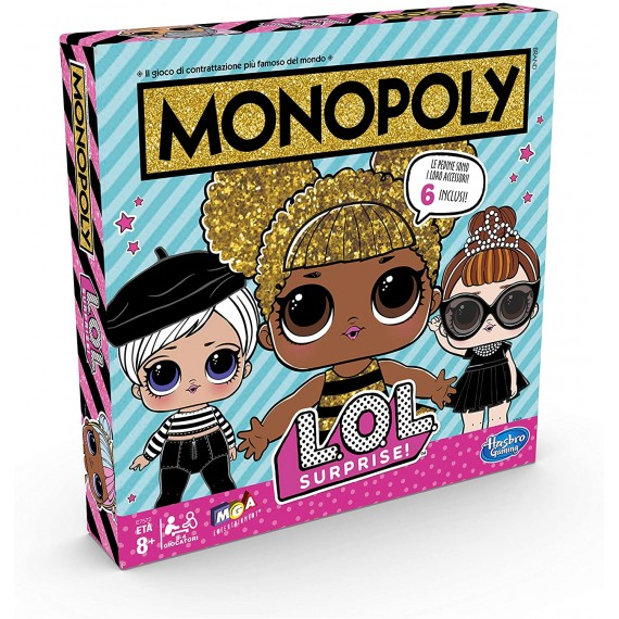 Hasbro Monopoly- Monopoly...