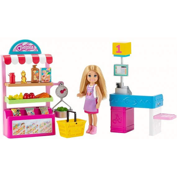 Barbie- Chelsea...