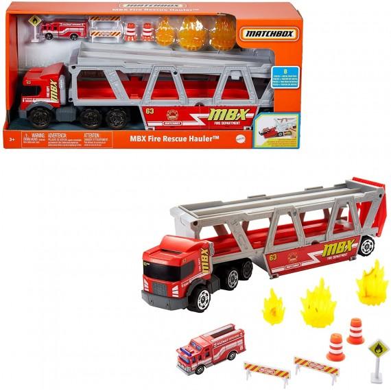 Mattel Matchbox Camion dei...