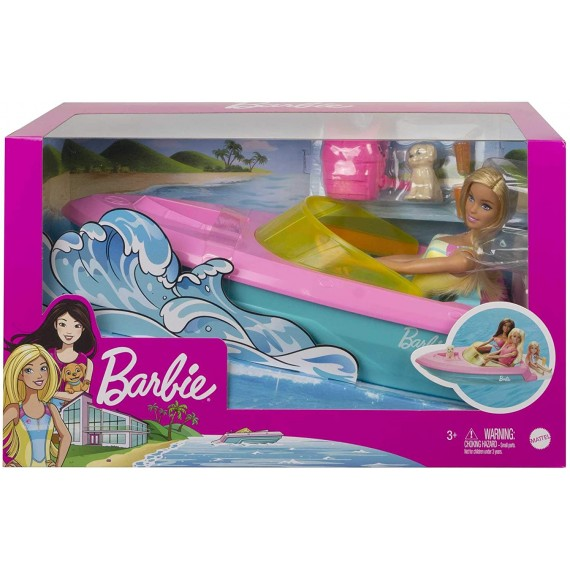 Barbie Playset con Bambola...