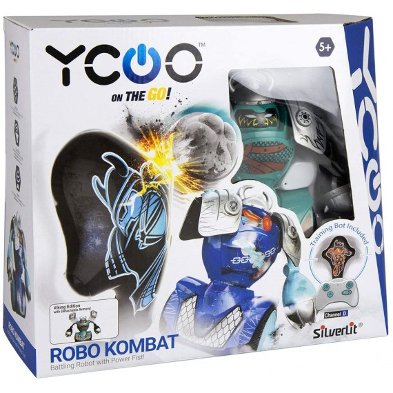 Robo Kombat Vichinghi...