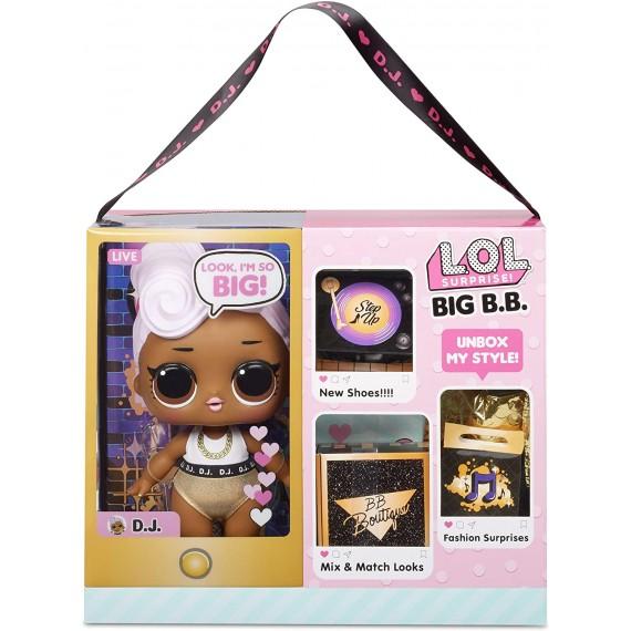 Bambola LOL  Big BB d.j...