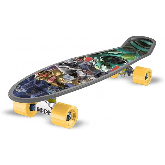 Skateboard mini gormiti...