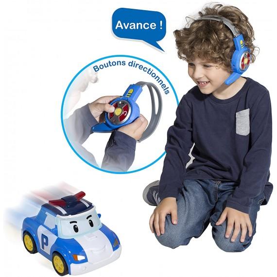 Auto comando vocale Robocar...