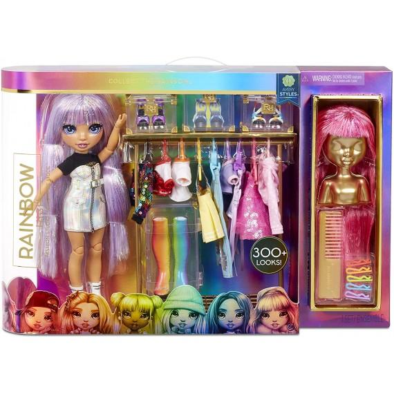 Rainbow High Fashion Studio...