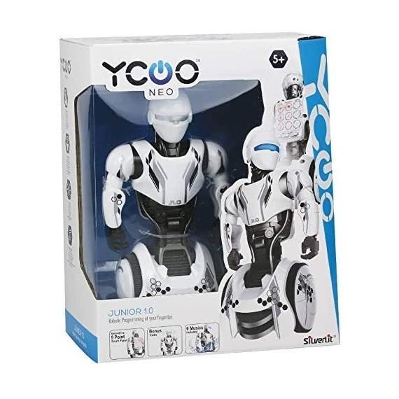 Junior 1.0 robot...
