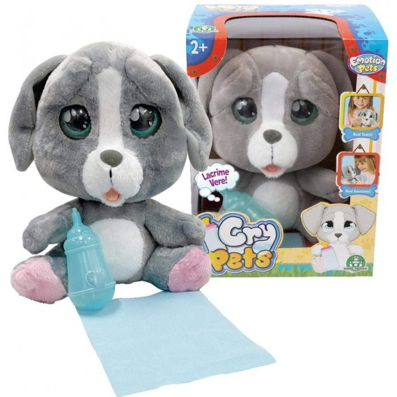 Emotion Pets Cry Peluche...