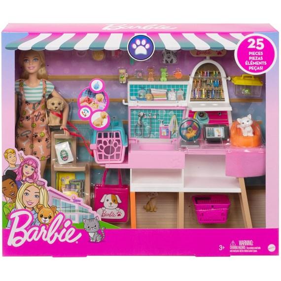 Barbie Playset Negozio...