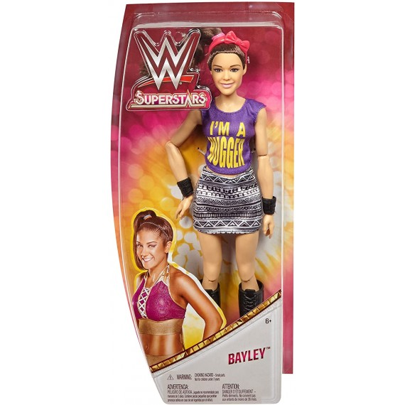 WWE Superstar Bambola...