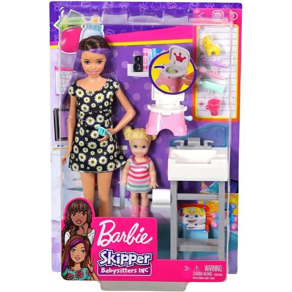 Barbie Babysitters Playset...