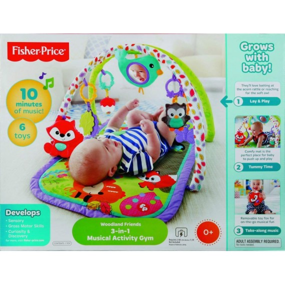 Palestrina Fisher Price CDN47