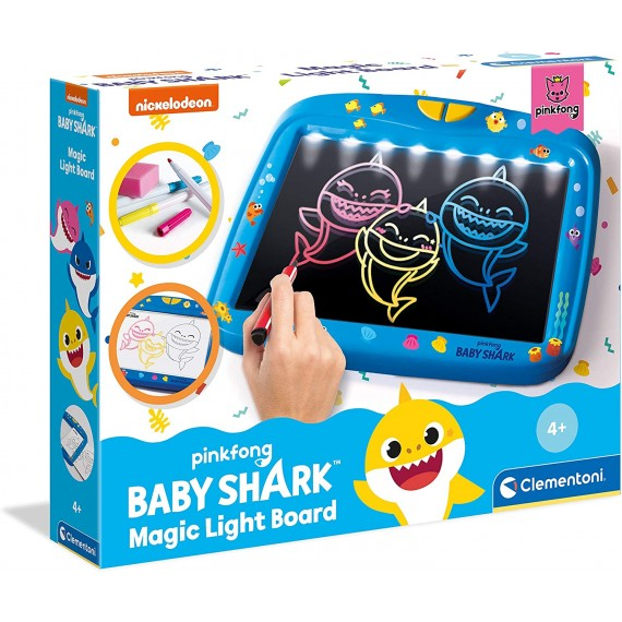 lavagna luminosa Baby Shark...