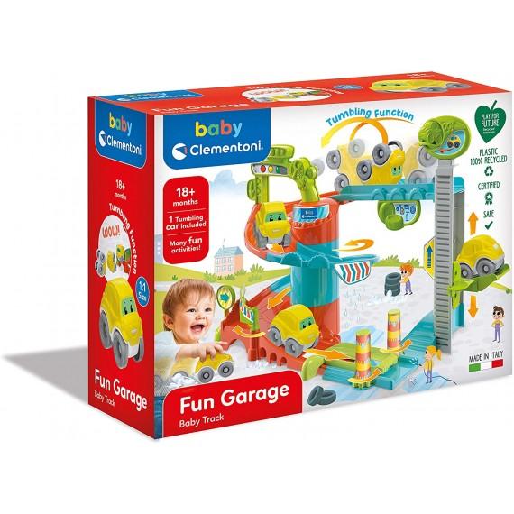 Fun Garage Baby Track Set...