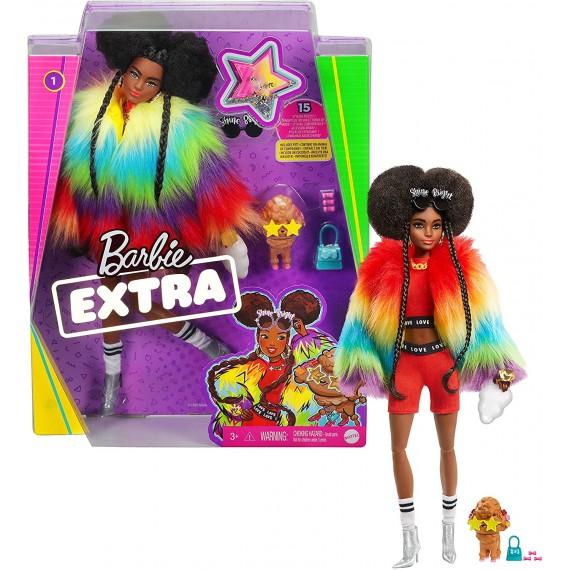 Barbie Extra Bambola con 10...