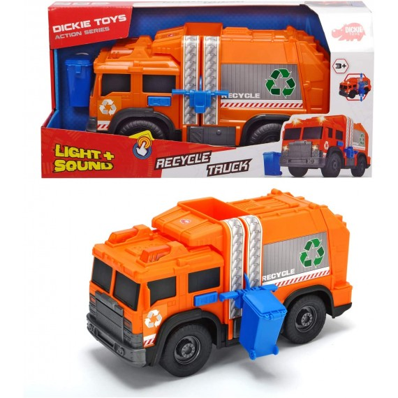 Dickie 203306001 Camion...