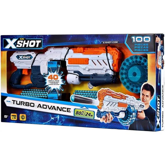 x-shot- xshot Turbo...