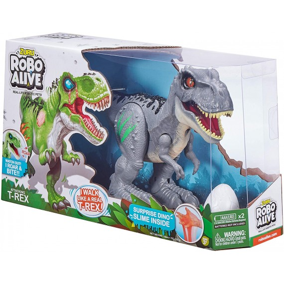 Dinosauro ROBO ALIVE...