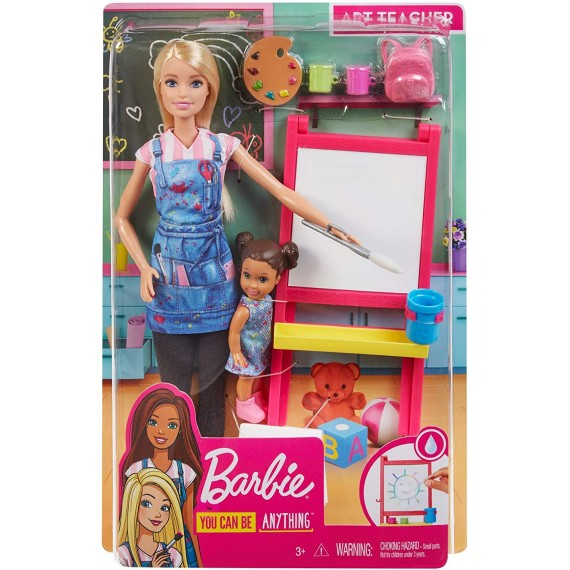 Bambola Barbie Insegnante...