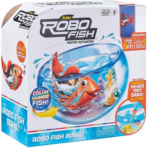 Robo Fish con Acquario 7126