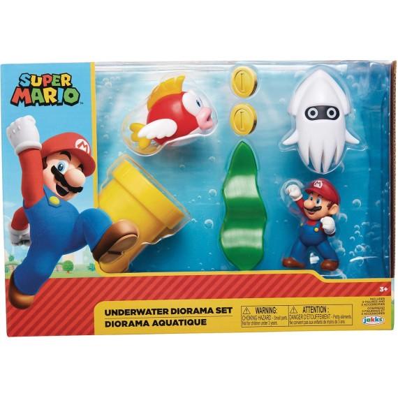 Super Mario set Subacqueo...