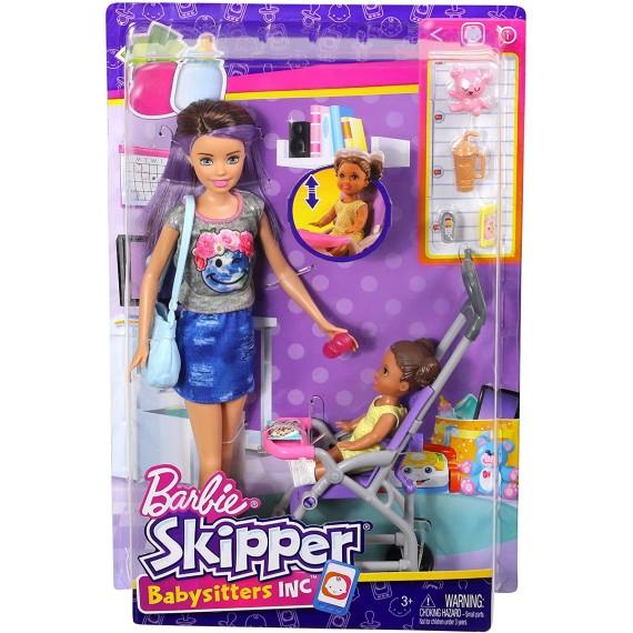 Barbie Babysitter Bebè e...