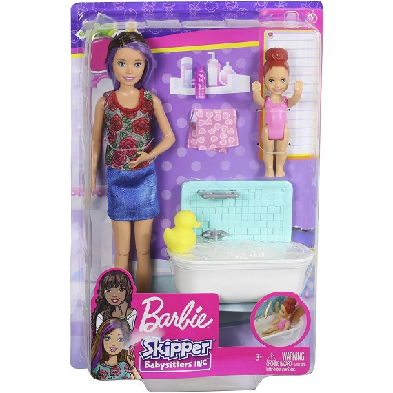 Barbie Bambola Skipper...