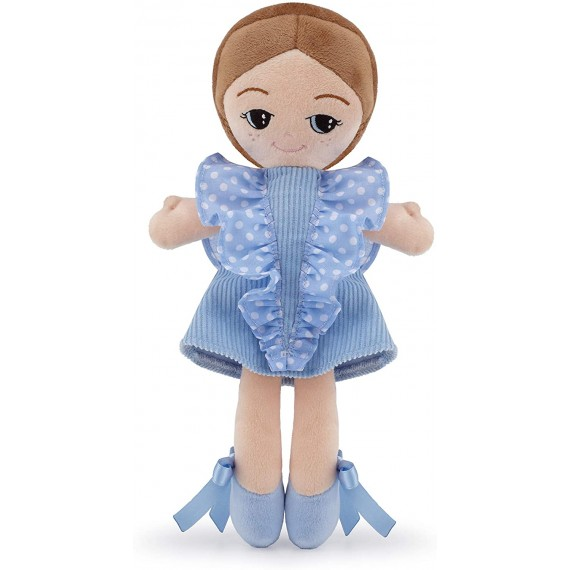 Bambola peluche abito...
