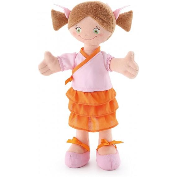 Bambola di pezza mora con i...