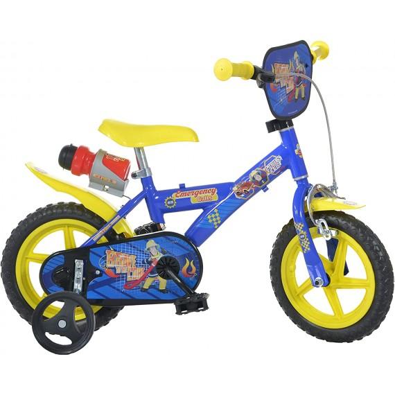 Bicicletta Sam Il Pompiere...