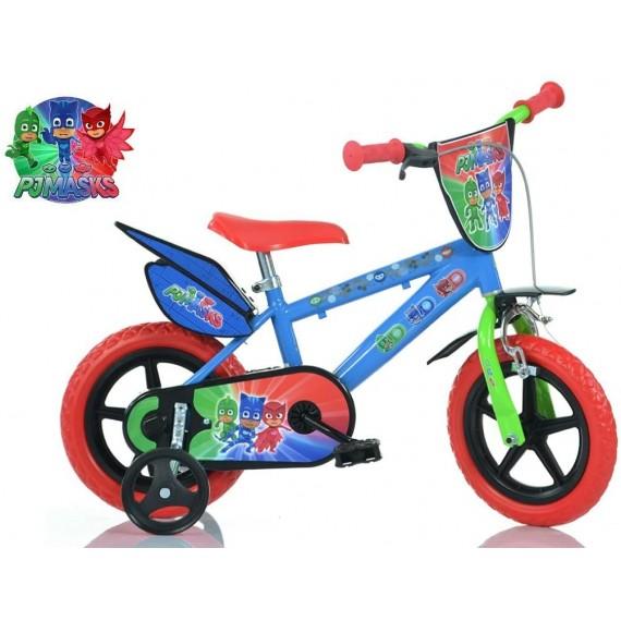 Bicicletta 12 PJ Masks Dino...