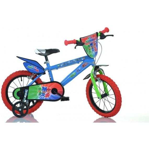 Bicicletta 14  PJmasks...