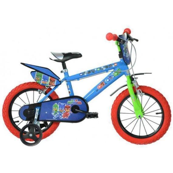 Bicicletta 16 Pigiamini Pj...