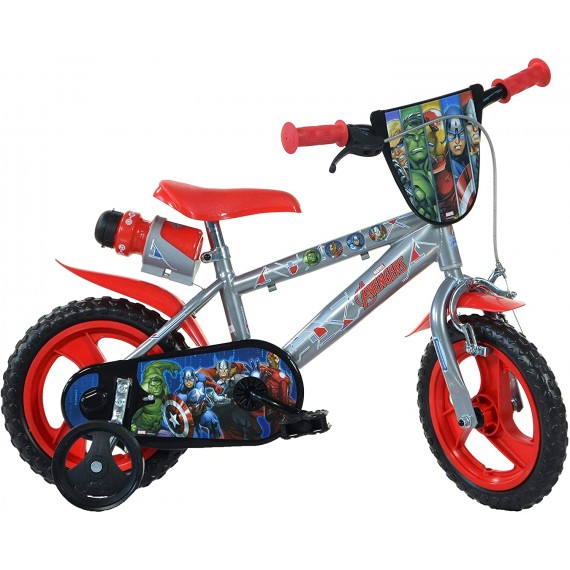 Bicicletta Avengers 12 Dino...